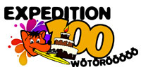 expedition100-woetoeroeoe-sticker-klein